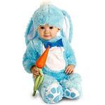 Blå kanin drakt