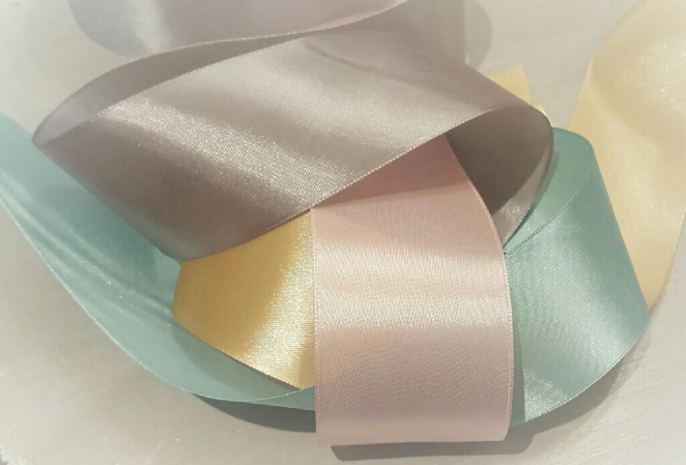 Tidssvarende Silkebånd I Flere Farger - Perfekte til bleiekaken | Det lille RH-79