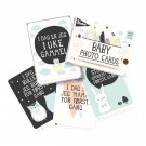 Over the moon milestone baby cards - Baby Shower thumbnail