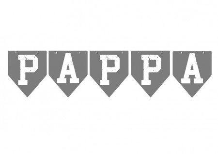 """Pappa"" Banner"