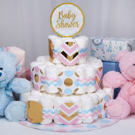 Baby Shower Bleiekake Kit