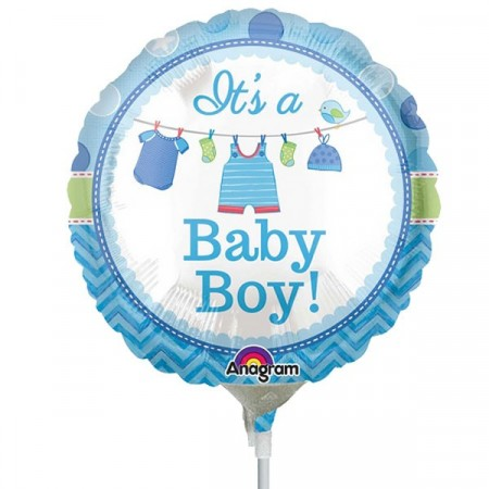 It´s A Baby Boy Folieballong