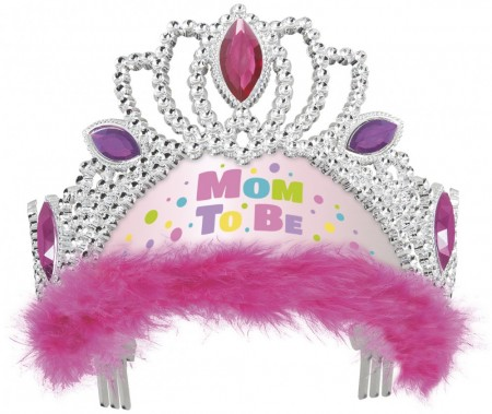 "Rosa ""Mom To Be"" Tiara"