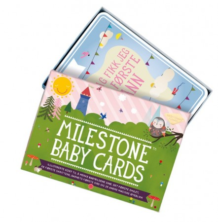 Milestone™ Babycards Orginal