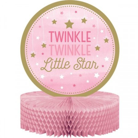 Rosa Twinkle Little Star Centrepiece