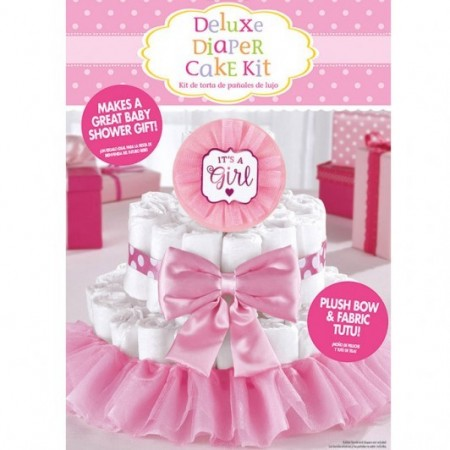 It´s A Girl Bleiekake Kit