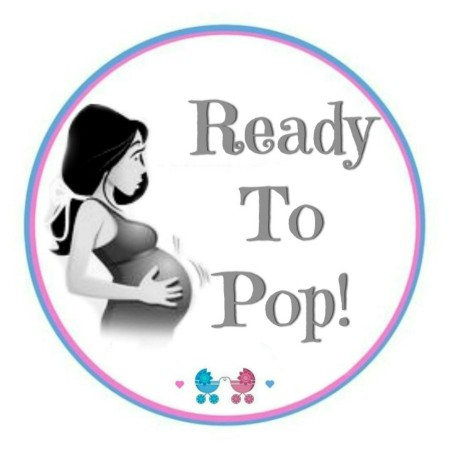 Ready To Pop Klistremerker 6 stk
