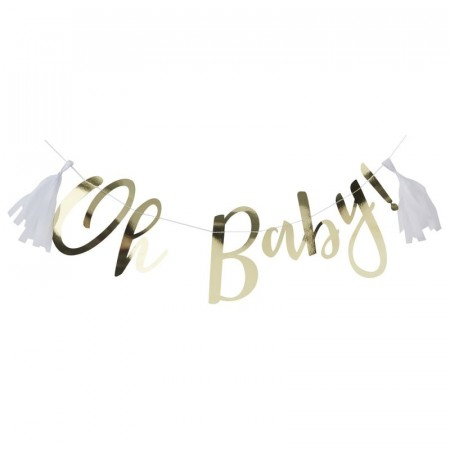 """Oh Baby!"" Banner"