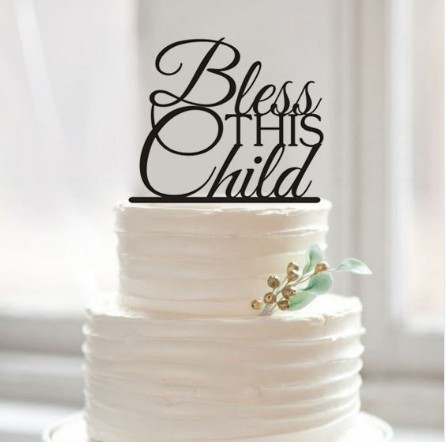"""Bless This Child"" Kaketopp"