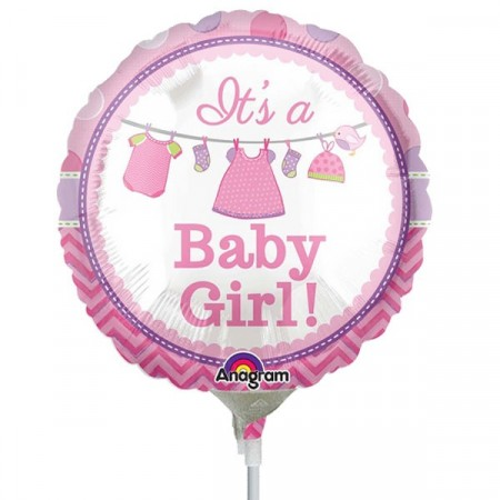 It´s A Baby Girl Folieballong