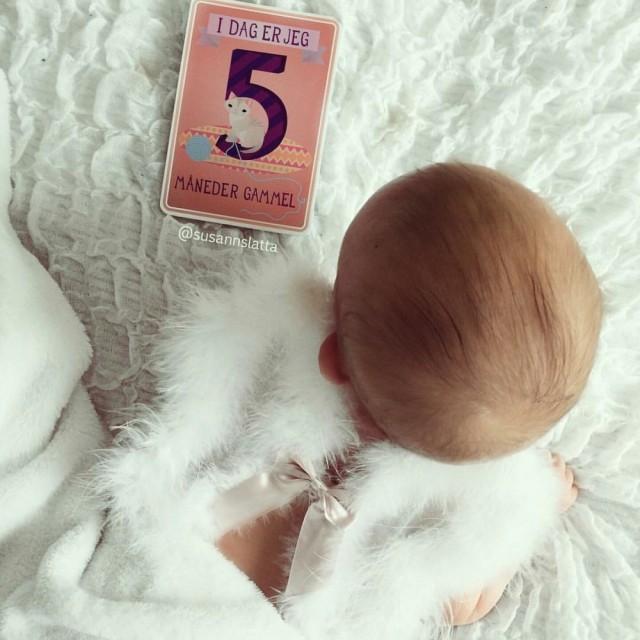 gaver baby 6 måneder