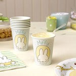 Miffy kopper - Baby shower